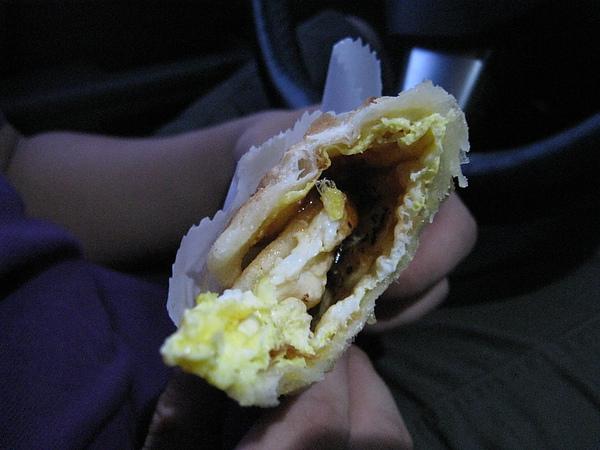 [南投] 小米蛋餅