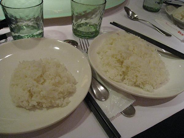 泰國米白飯