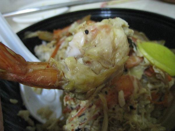 [南投] 草屯優其林-海老丼肥美的草蝦