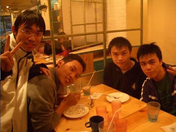 東區吃蛋糕