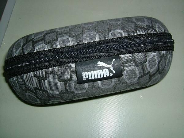 puma眼鏡盒