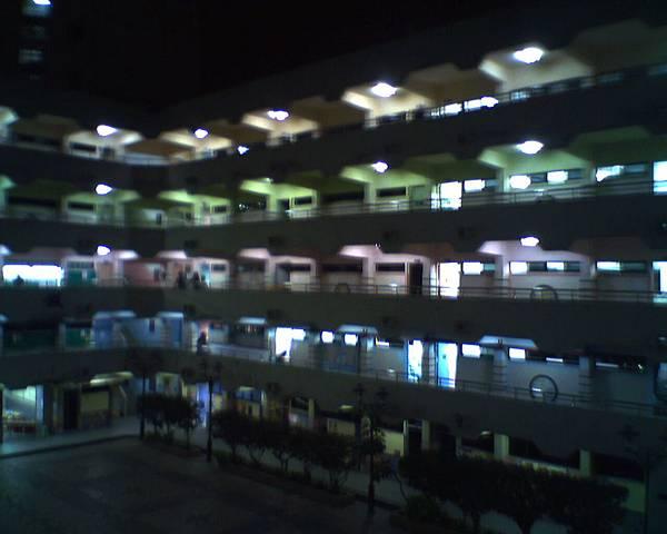 亞東方城  夜