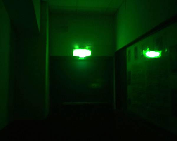 海工圖書館4樓像鬼屋一樣