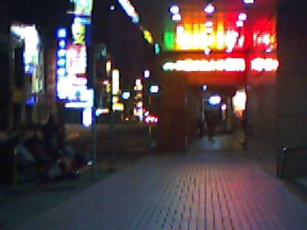 補習班台北街頭