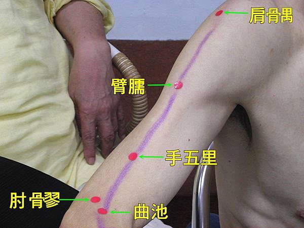 手陽明大腸經穴位2