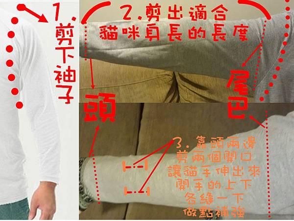 衣服製作法
