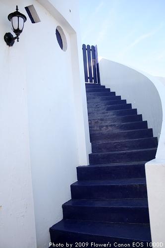 希臘風格樓梯