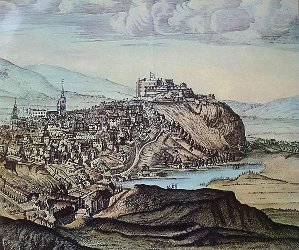 昔日 Nor_Loch_c.1690