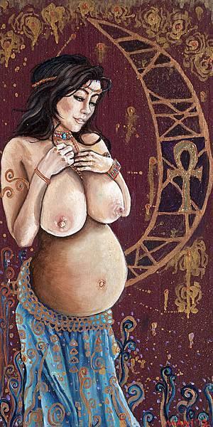 pregnant-lilith-mani-price