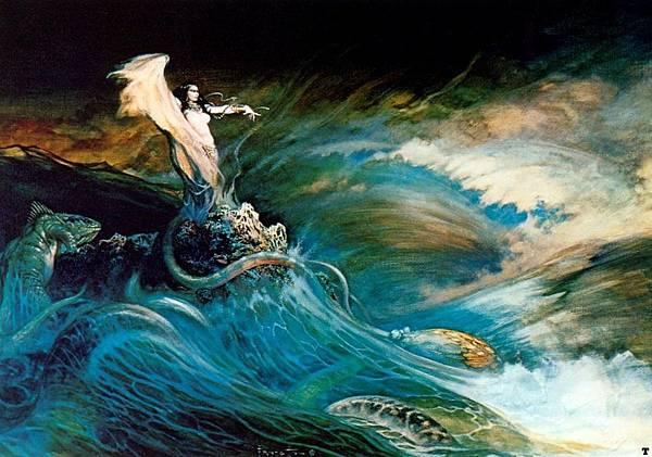 Frank_Frazetta_-_Sea_Witch