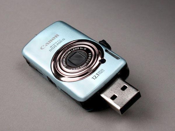 當迷你相機遇上USB