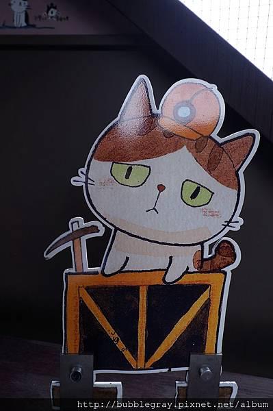 貓咪立牌 /