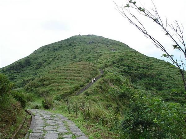 途中看基隆山