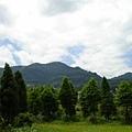 大山背山(大旗崠山)
