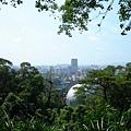 遠眺新竹市區