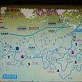 十八尖山的地圖