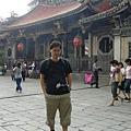 bu at 龍山寺