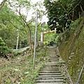 豹山溪步道的終點