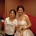 amy and 新娘