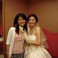 玟晴 and 新娘