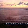 夕陽 and 蘿蔔坑
