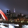 Taipei 101 and 彩虹橋