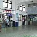 侯硐車站大廳