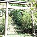 侯硐神社的鳥居