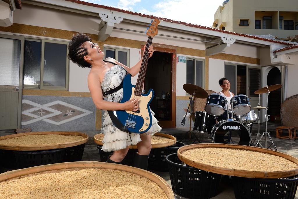 釀豆豉的鼓手
