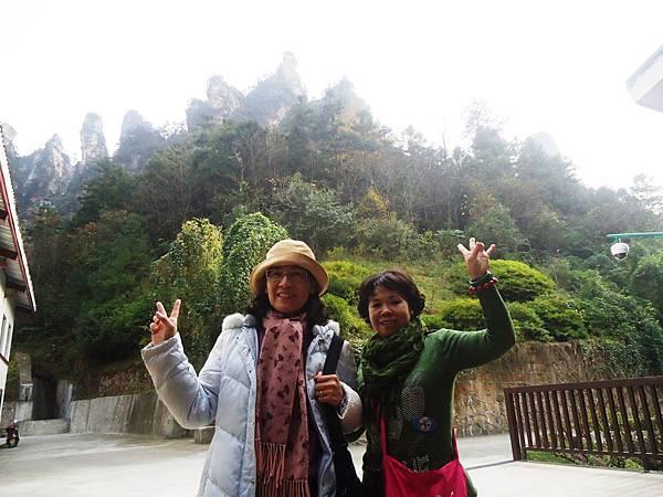 0074黃石寨中景觀