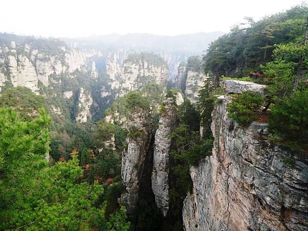 0076黃石寨中景觀