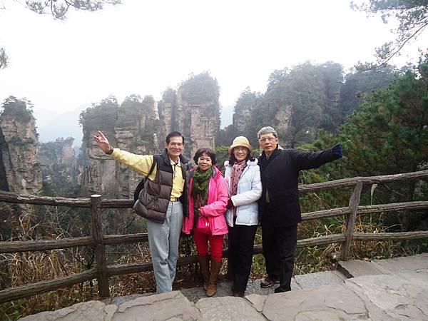 0081黃石寨中景觀