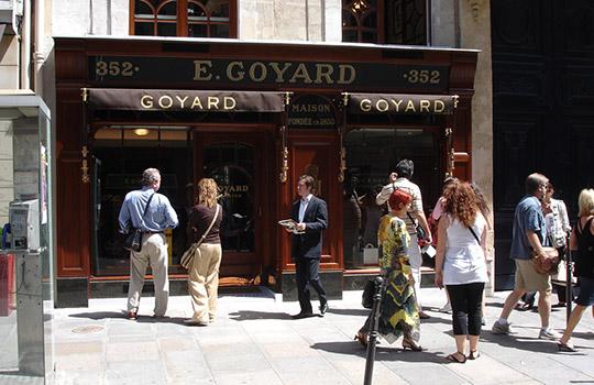 goyard store