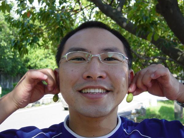 橄欖耳環(2)