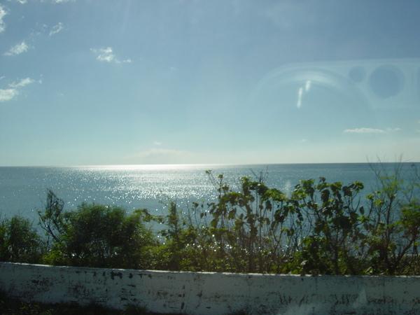 海跟天連在一起