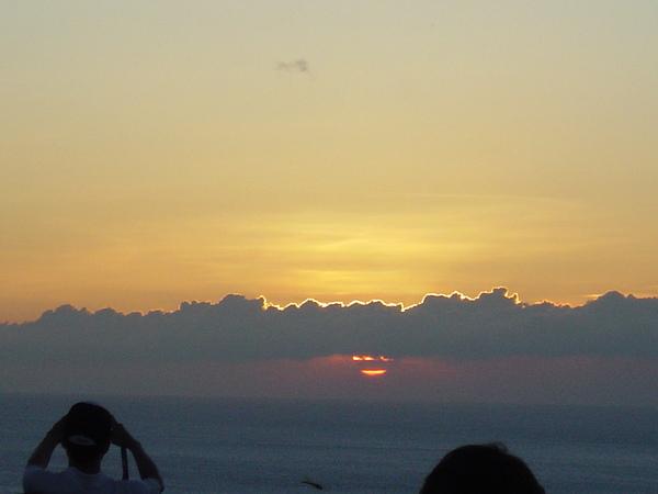 墾丁關山夕陽(1)