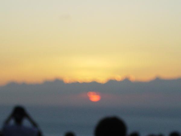 墾丁關山夕陽(2)