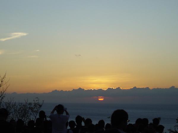 墾丁關山夕陽(3)