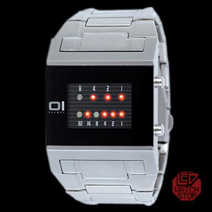 LED創意手錶