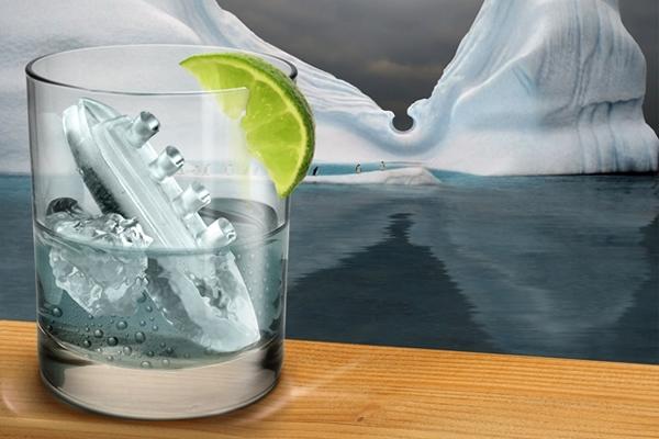 鐵達尼號製冰模