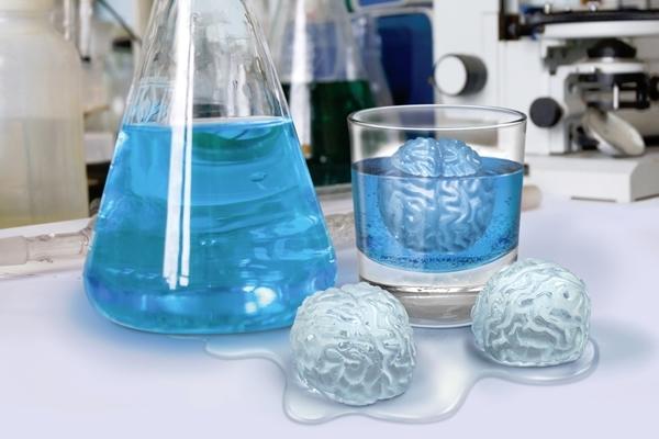 大腦製冰模