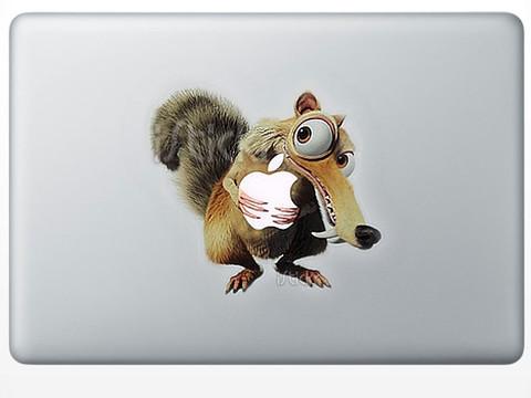 冰原歷險記那隻搞笑松鼠