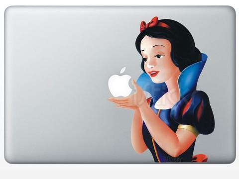 白雪公主貼紙