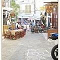 naxos的街道