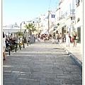 碼頭旁的步道