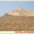 金字塔上的化妝石