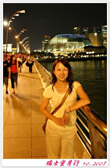 河邊夜景1