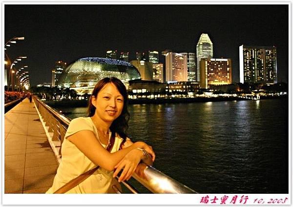 河邊夜景2