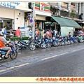泰國特有的摩拖計程車