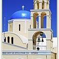 Oia的教堂